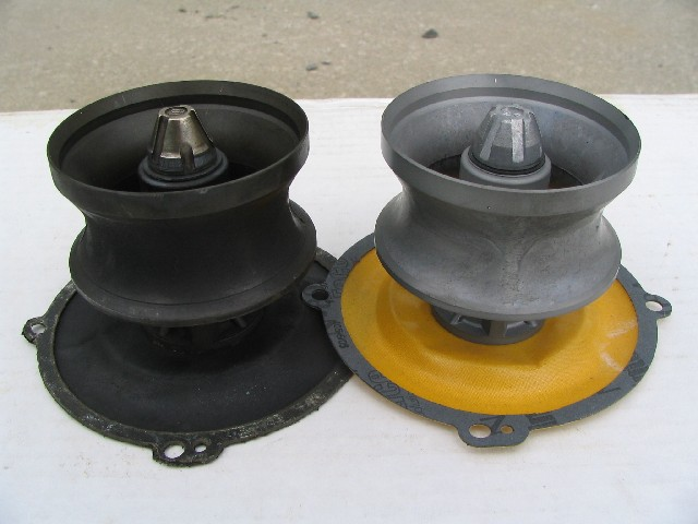 Model 425 Mixer Gas Valve Comparison
