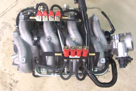 Technocarb Propane Injection Conversions